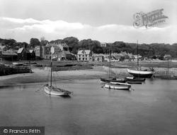 Saundersfoot, The Harbour 1925