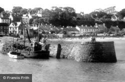 The Harbour c.1960, Saundersfoot