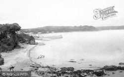 Saundersfoot, View Of The Bay 1890