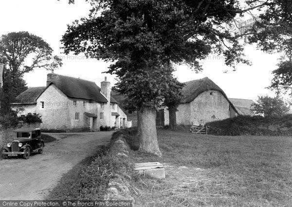 Photo of Saunton, 1940