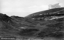 Saunton, Burrows And Sands 1912
