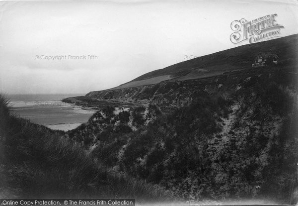 Photo of Saunton, Burrows And Sands 1912