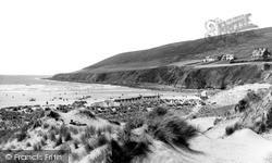 Saunton, Sands c.1960