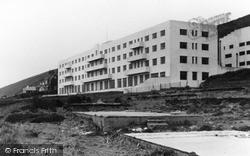 Saunton, The Saunton Sands Hotel c.1950