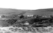 Saunton, view from Sandhills c1950