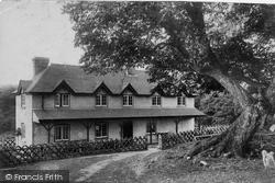 Savernake, Braydon Oak Cottage 1906