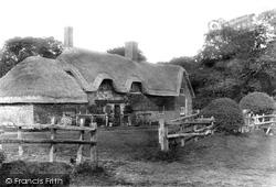 Savernake, Brown's Farm 1908