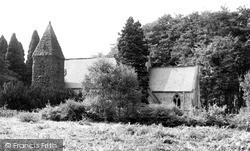 Savernake, Christ Church, Cadley c.1955