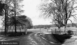 Savernake, Durley Gate c.1955