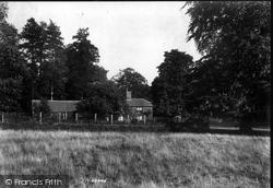 Savernake, Forest, Eight Walks Cottage 1908