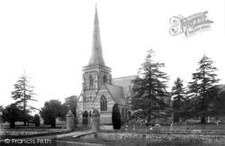 Savernake, St Katherine's Church 1902