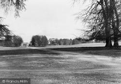 Savernake, Tottenham House And Park c.1955