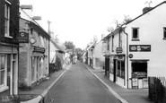 Sawbridgeworth, Bell Street c1960