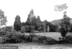 Sawley, The Abbey 1894