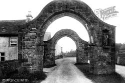 Sawley, The Old Gateways 1894