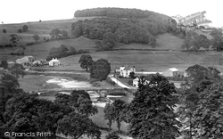 Sawley, The Village 1921