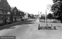 High Street c.1965, Sawston