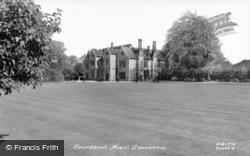 Sawston Hall c.1965, Sawston