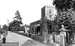 St Mary's Church c.1965, Sawston