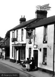 The Fox, High Street c.1965, Sawston