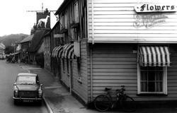The Greyhound, High Street c.1965, Sawston