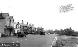 The Village c.1965, Sawston