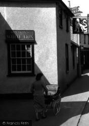 The White Lion, High Street c.1965, Sawston