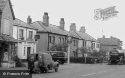 Unloading The Van c.1965, Sawston