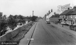Saxilby, Bridge Street c.1965