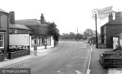 Saxilby, High Street c.1965