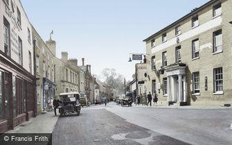 Saxmundham, Village 1929