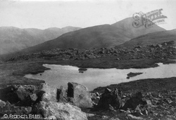 Scafell Pike, Great Gable And Great End 1889