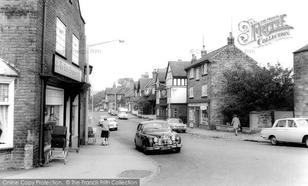Photo of Scalby, High Street c1965