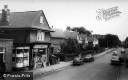 Scalby, High Street c.1965