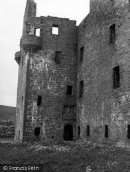 Castle 1954, Scalloway