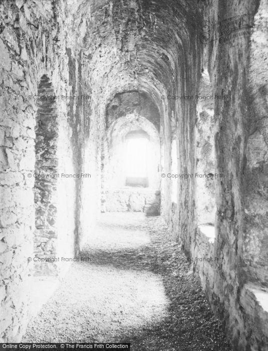 Photo of Scalloway, Castle 1954