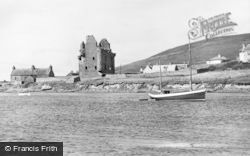 Scalloway, Castle c.1930