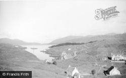 Bayhead, Looking Towards Tarbert c.1960, Scalpay