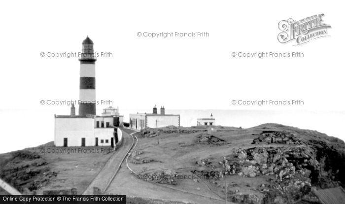 Scalpay, Glas Island Lighthouse c1965