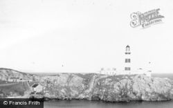 Glas Island Lighthouse c.1960, Scalpay