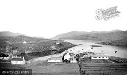 Scalpay, North Harbour c.1960