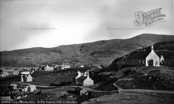 Scalpay, the Free Church c1960