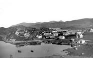 Scalpay, the Village c1965