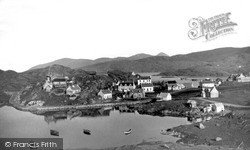 Scalpay, The Village c.1965