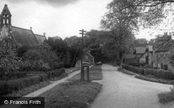 Village c.1955, Scampston