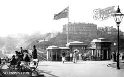 Scarborough, Belmont 1890