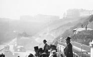 Scarborough, Saint Nicholas Cliff 1890