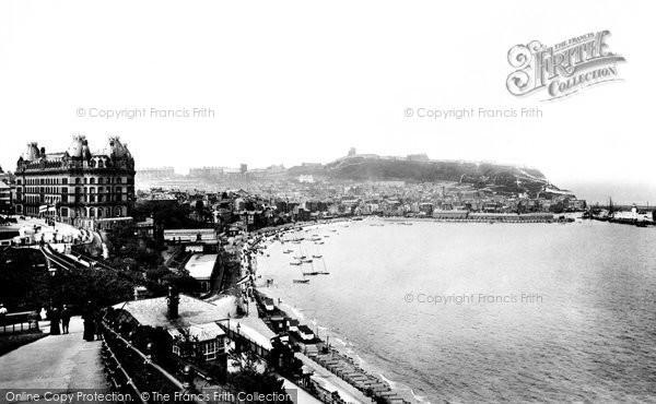 Scarborough, South Bay 1897