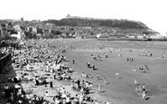 Scarborough, South Bay c1955