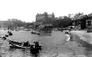 Scarborough, South Bay From The Harbour 1897